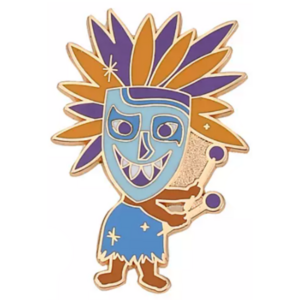 Polynesian Boy - 50th Anniversary Mystery Box set - Walt Disney World 50th Anniversary pin