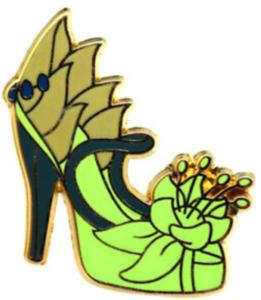Tiana - Princess Shoe pin