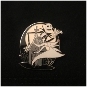 Jack & Zero  pin