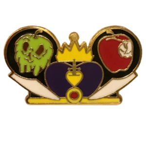 Character Earhat Mystery Pack - The Evil Queen pin