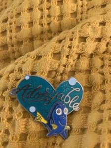 Adoryable  pin