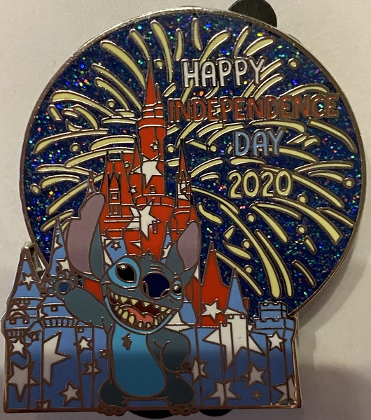 Happy Independence  Day 2020 pin