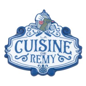 La Cuisine de Remy sign - Remy's Ratatouille Adventure pin
