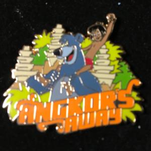 Adventures by Disney Angkors Away pin