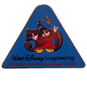 WDI - Cast Exclusive - Walt Disney Imagineering 50th Anniversary pin
