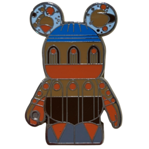 Vinylmation Mystery Pin Collection - Parks #10 - Orbitron pin