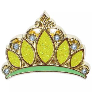 Tiana Tiara Pin – Disney Princess pin