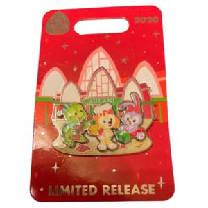 Aulani Christmas 2020  pin