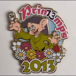 Dopey Printemps 2013 pin