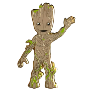 Groot Shop Disney Limited Edition 1500 pin