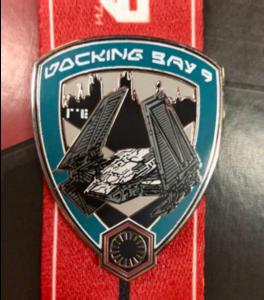 TIE Echelon Docking Bay 9 pin