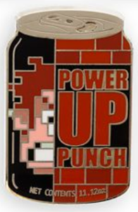Power up punch pin