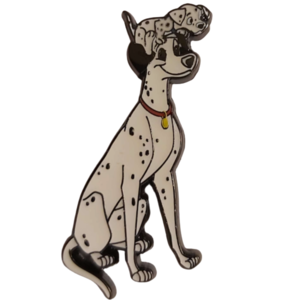 Pongo & Lucky - Loungefly Parents Blind Box pin