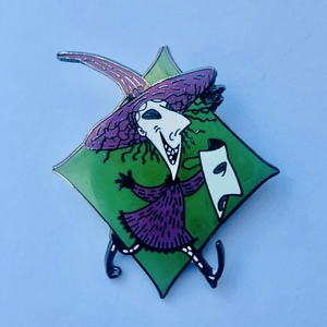 Shock with Mask - Disney Store Exclusive pin