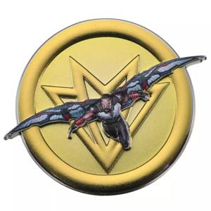 Falcon - Marvel - logo pin pin