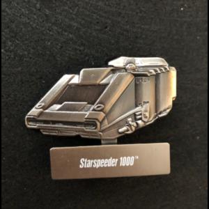 Starspeeder 1000 pin