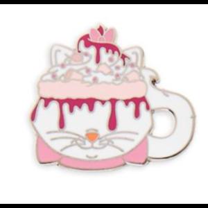 Marie Holiday Hot Cocoa pin