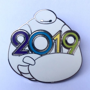 Baymax - 2019 Mystery Box pin