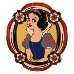 DLR - Mickey's All American Pin Festival Surprise Release - Snow White pin