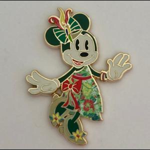 Main Attraction Minnie Tiki Room pin