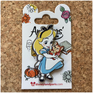 DLP - Alice and Dinah (Animators' Collection series 2) pin