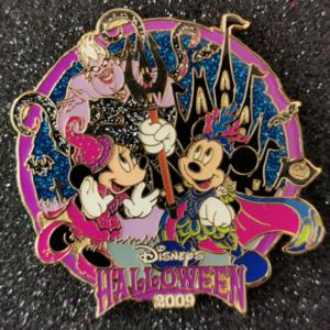 TDR Disney's Halloween 2009 pin