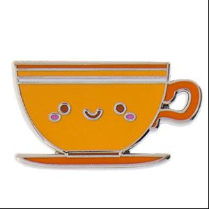 Teacup - Kingdom of cute pin