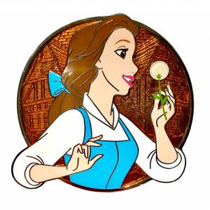 Belle Profile - Heroine pin