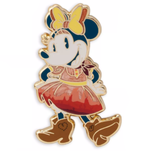 Main Attraction Minnie Big Thunder Mountain pin