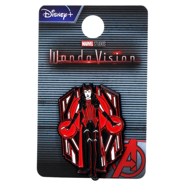 Scarlet Witch in flight - WandaVision - Boxlunch pin