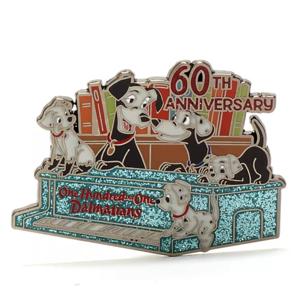 101 Dalmatians Legacy Pin pin