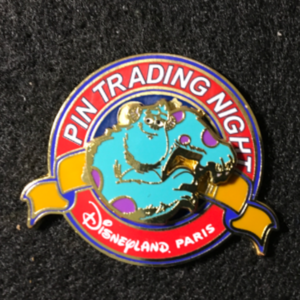 DLP Pin Trading Night Sulley  pin