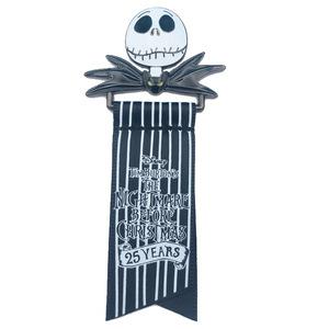 Jack Skellington Ribbon - Disney Store Japan pin
