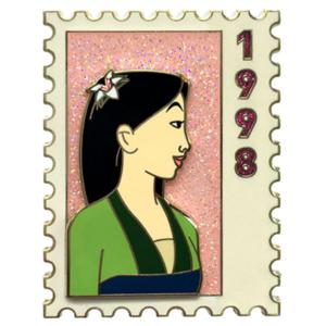 Mulan - International Women's Day 2021 pin