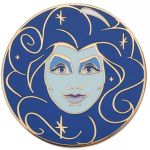 Madame Leota - 50th Anniversary Mystery Box set - Walt Disney World 50th Anniversary pin