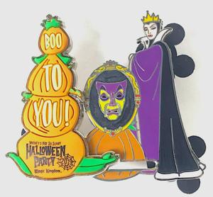 Evil Queen Halloween 2019 pin