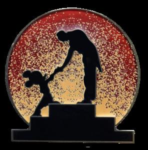 Mickey and the Conductor - Fantasia - Artland pin