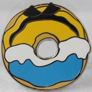 Alice - Donut Mystery pin