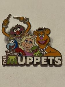 Muppets pin