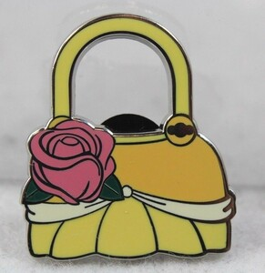 Belle - Mystery Handbags pin