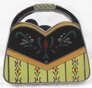 Anna - Mystery Handbag pin