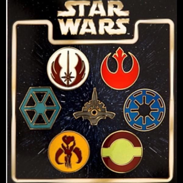Galactic Senate  pin