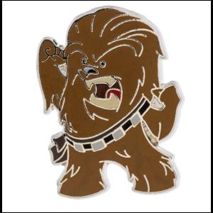Chewbacca cute pin