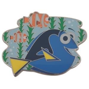 Dory, Marlin, and Nemo - Disneyland Paris pin