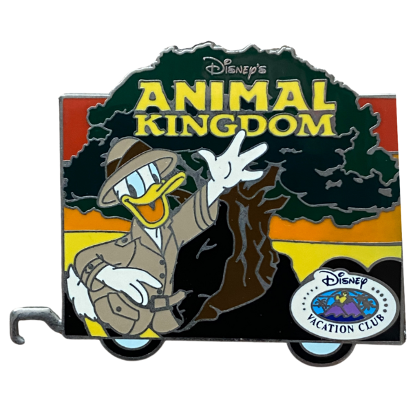 Animal Kingdom Donald DVC pin