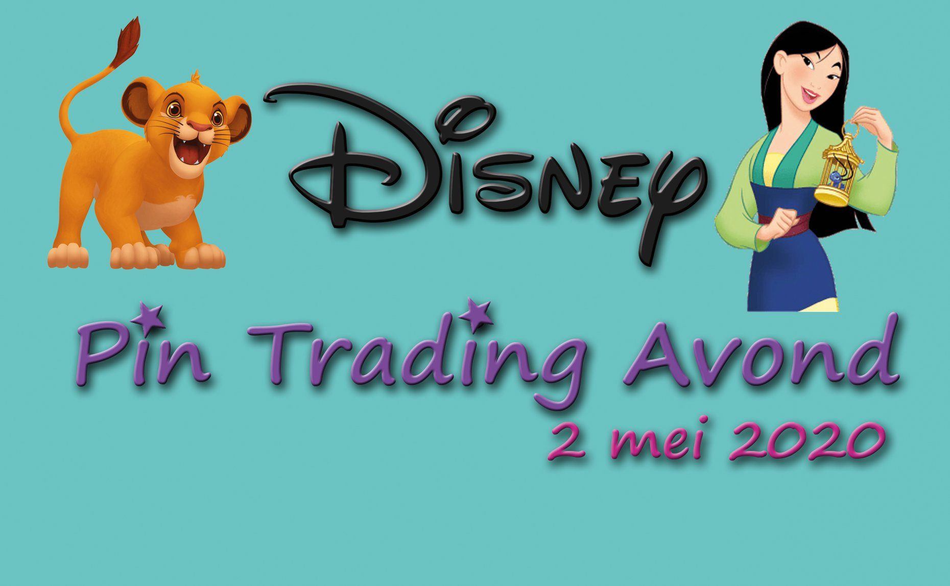 CANCELLED 12th Pin Trading Avond