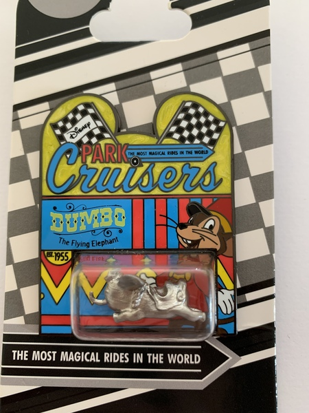 Dumbo - Park Cruisers pin