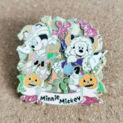 Shiny: How to keep your Disney pins sparkly