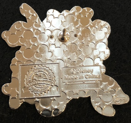 Waffling in Disney Pins
