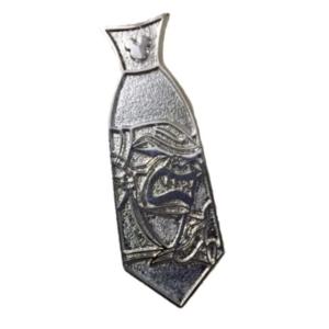 Villain Neckties - Chernabog (Chaser) pin